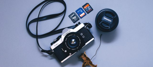 Camera Gear You Should Have With You on Every Trip