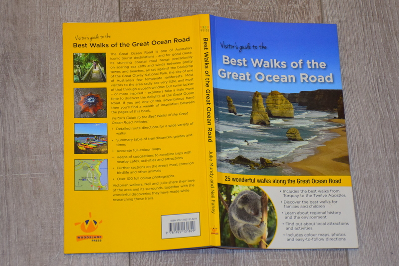 Book Review: Visitors Guide to the Best Walks of the Great Ocean Road