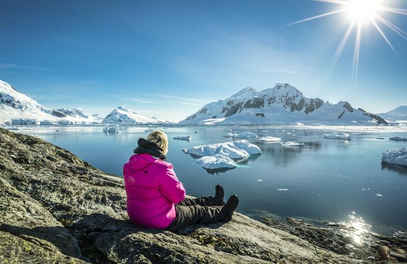 Antarctic Peninsula, Brown Station
