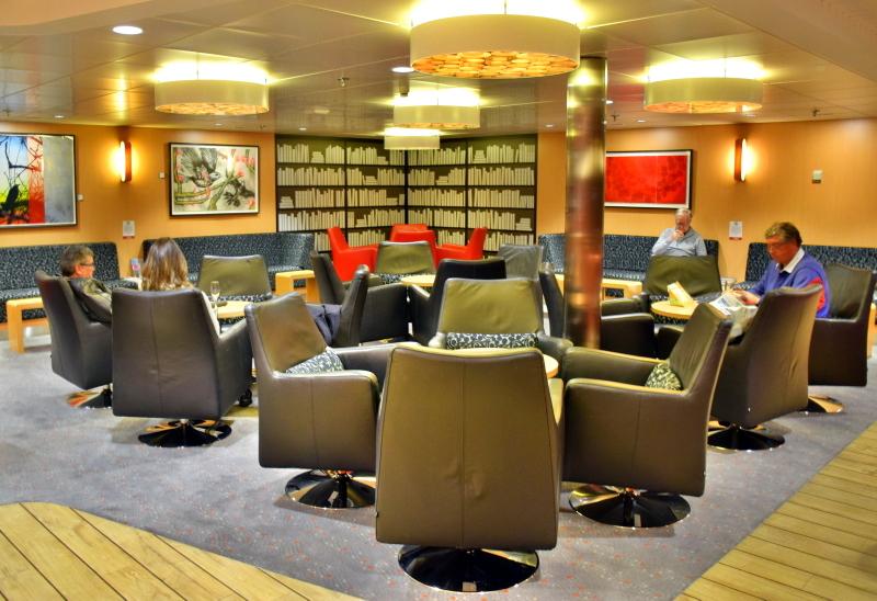 Reading Room Spirit of Tasmania