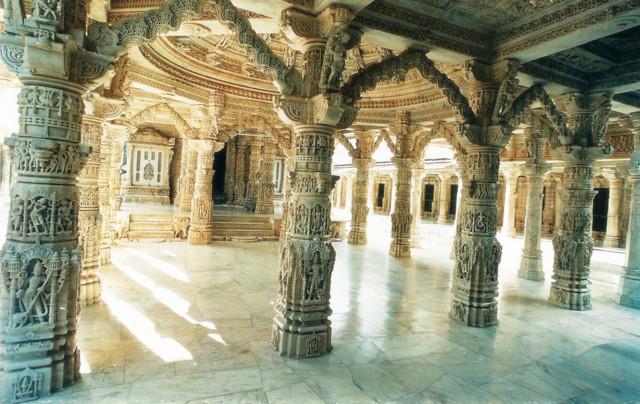 Dilwara Jain temples, Mt Abu