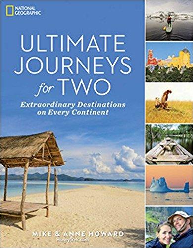 Romantic travel Amazon book