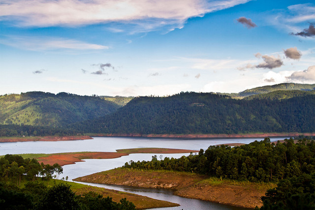 Shillong is popularly called Scotland of the East