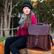 The Best Leather Travel Bag Money Can Buy: Saddleback Leather Squared Backpack Review