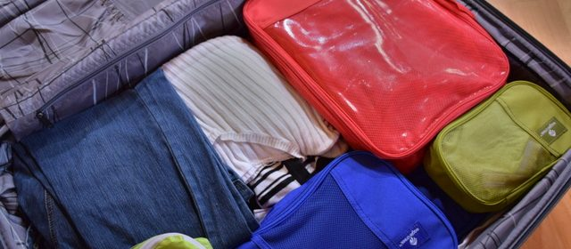 Why It's Environmentally Friendly to Travel Using Packing Cubes
