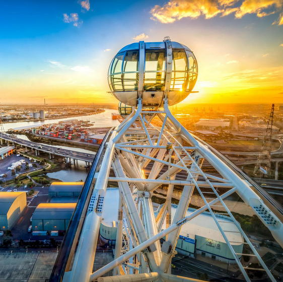 The Docklands and Geelong: Great Places in / near Melbourne for Visiting Families