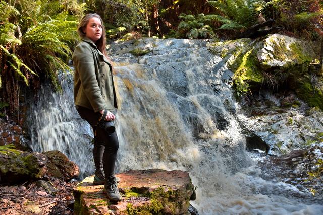 Tasmania Redwater Creek Falls