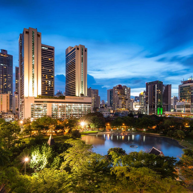 Bangkok Marriott Marquis Queen's Park Review