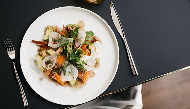 Cuisine plays a huge part in the Tasmanian experience, and naturally, local produce takes a starring role here.