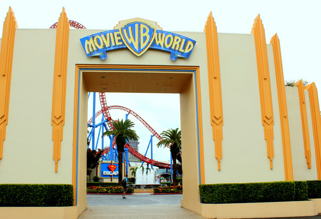 Warner Bros. Movie World gives visitors a chance to transport themselves into the life of the films we have all come to love.
