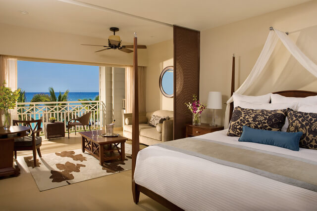 Secrets St. James, located on the Montego Bay Freeport Peninsula, is an adults-only hotel.