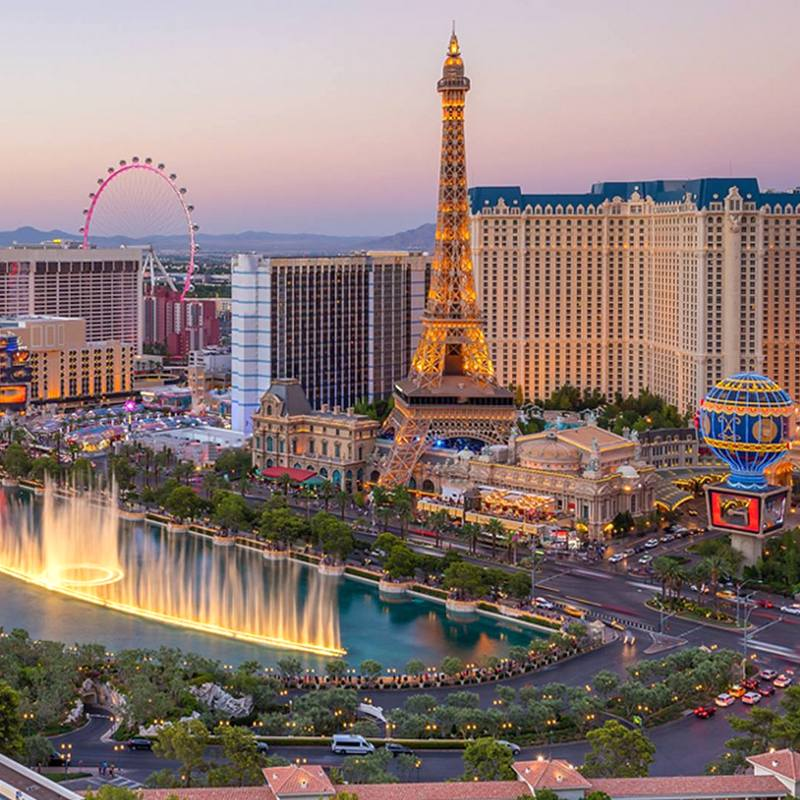 Don't Miss This Sale: 5 Star Vegas Hotels for $50 a Night!!!