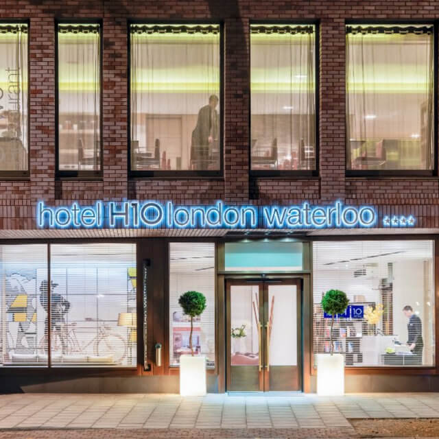 H10 London Waterloo Hotel Review: The Perfect 10 of London Accommodation