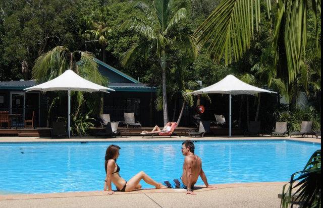 Angourie Rainforest Resort Yamba