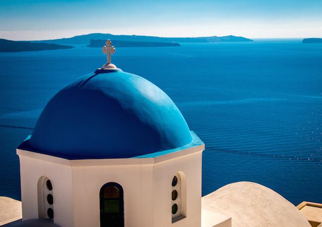 Santorini_Oia_Church Greece
