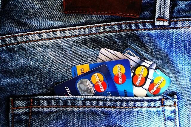 Credit Card RF