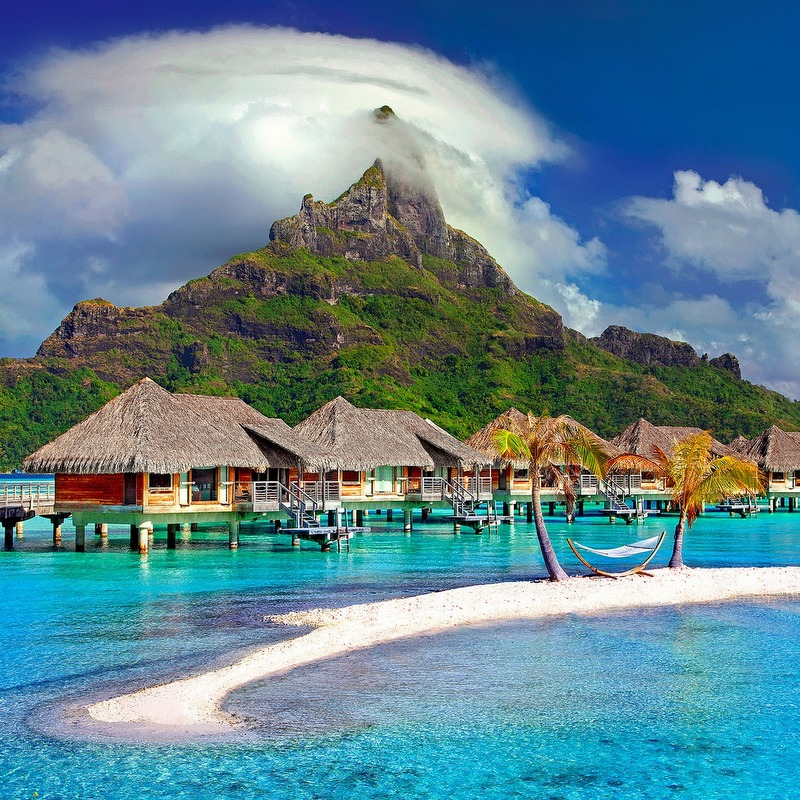 Dream Vacation Spots for When You Win the Lottery
