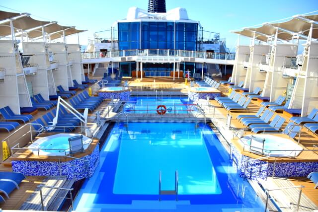 Cruise liners are among the largest and most impressive vessels at sea.