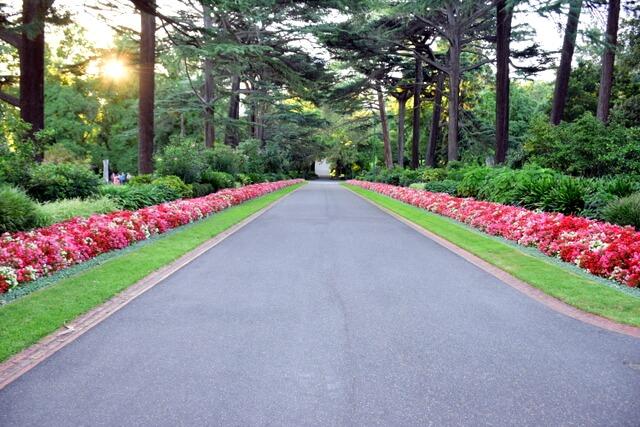 Fitzroy Gardens Melbourne