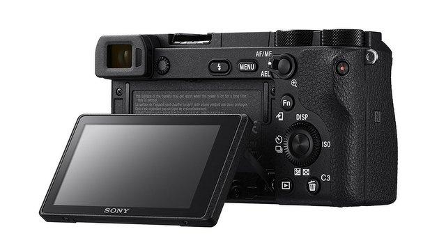 "Sony Alpha a6500 Mirrorless Digital Camera w/ 2.95"" LCD (Body Only)"