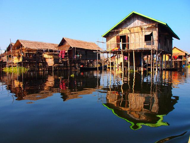 Inle Lake Mayanmar