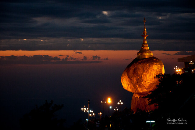 Golden Rock - Kyaiktiyo Pagoda