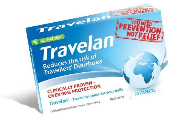 Travelan package Australia