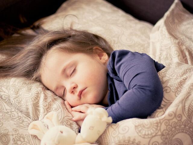 Baby sleep family travel RF