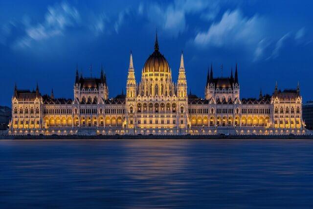 Budapest Hungary RF