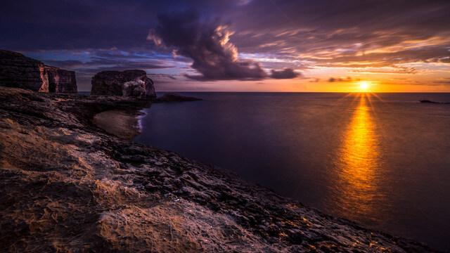 Fungus Rock Malta