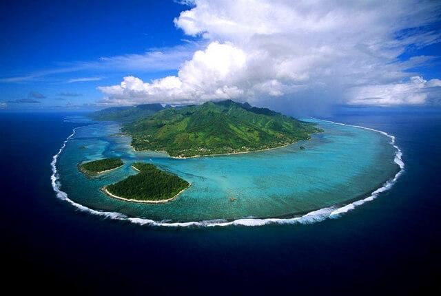 Mooréa Island