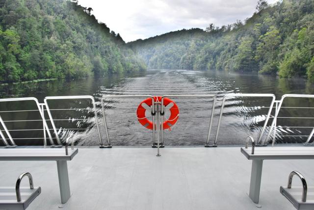 Gordon River Cruises Strahan Tasmania