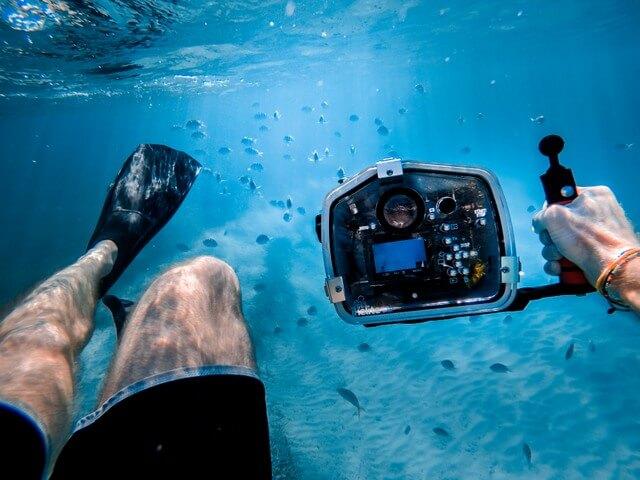 Diving RF