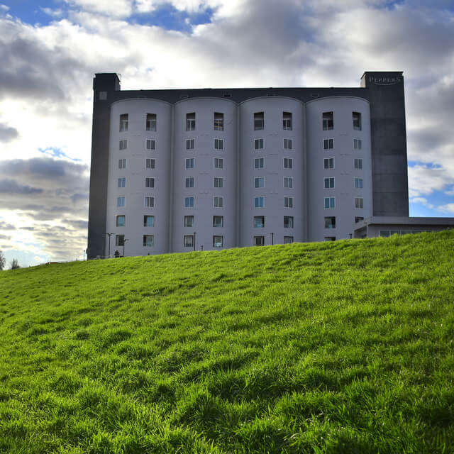Who Knew a Silo Could be This Luxurious! Peppers Silo Hotel Review