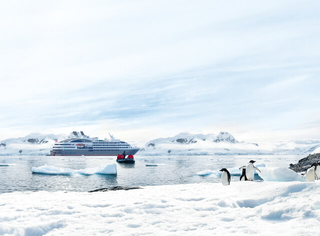 Antarctica ©Ponant