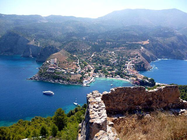 Kefalonia_Assos_Village Greec
