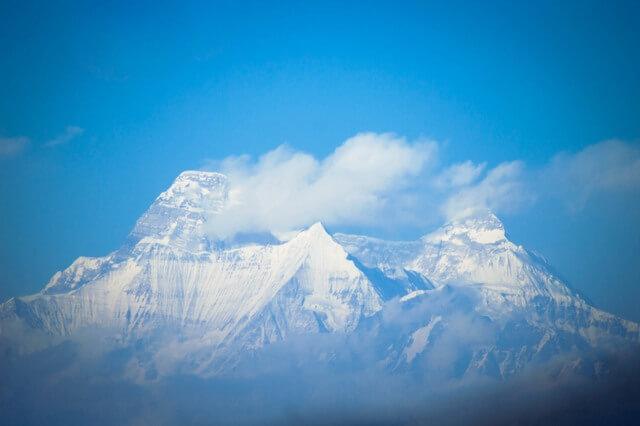 Himalaya Mountain Snow RF