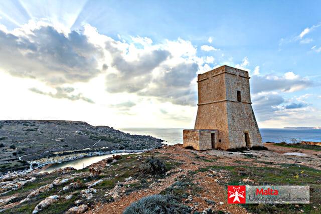 Għajn Tuffieħa Watch Tower