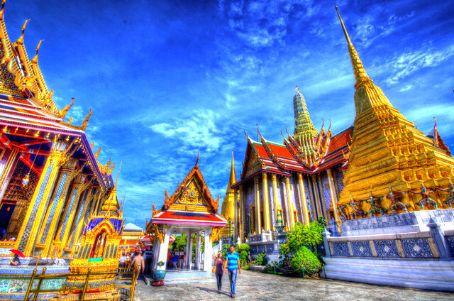 Itinerary 3 days in Bangkok