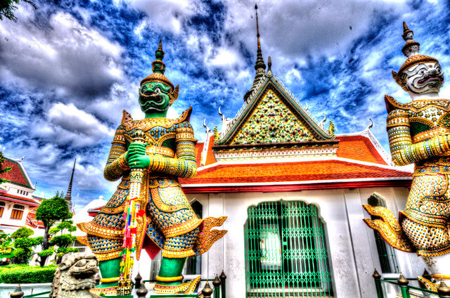 Wat Arun 3 Days in Bangkok (1)