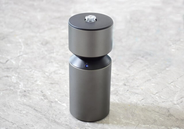 Mobile Mini Nebulizing Diffuser from Organic Aromas