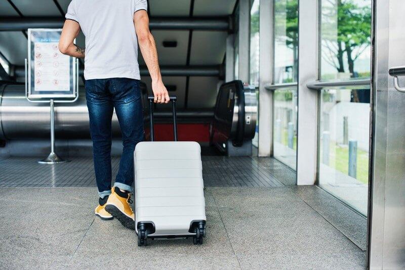 Bag Suitcase luggage RF