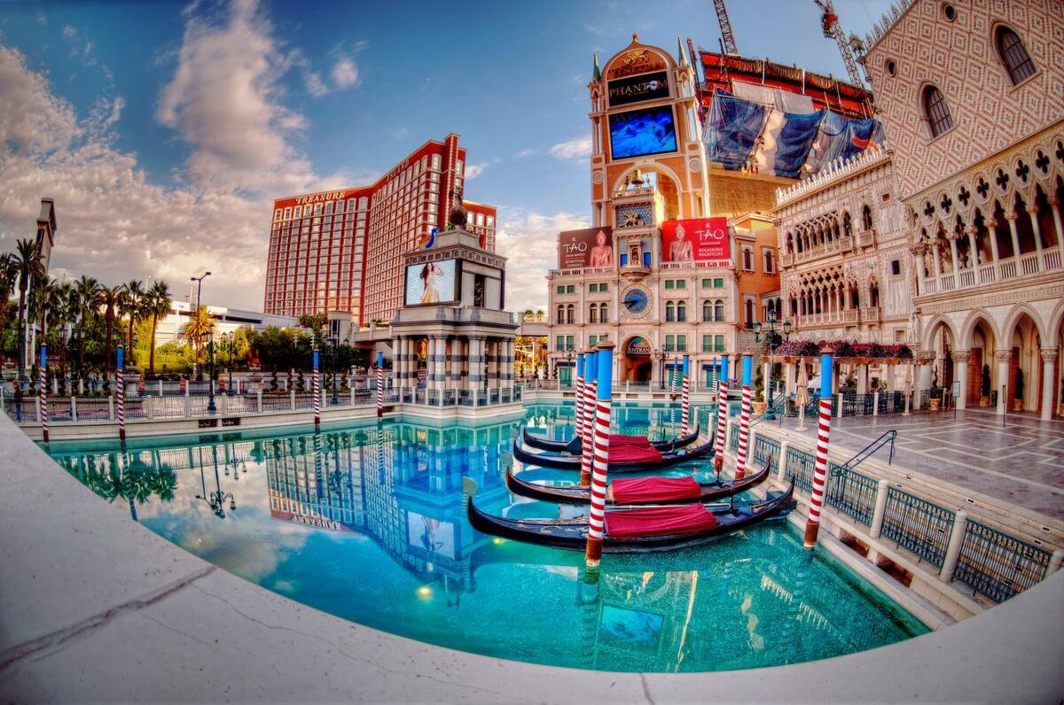 Las Vegas Venetian RF