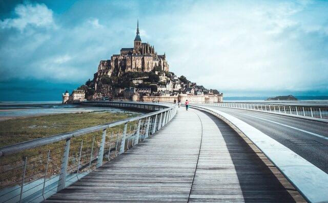 Mont St Michel Brittany RF