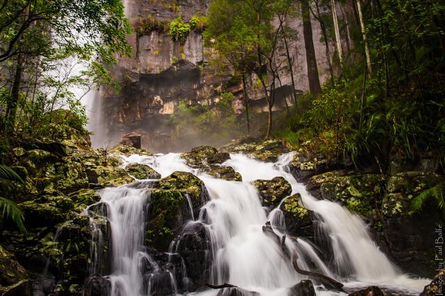 Waterfalls Byron Bay