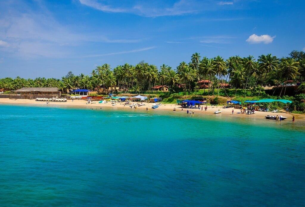 Goa Beach India RF