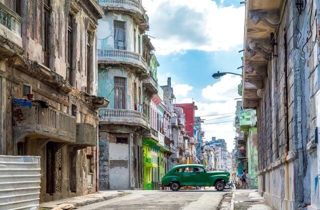 Havanna Cuba RF