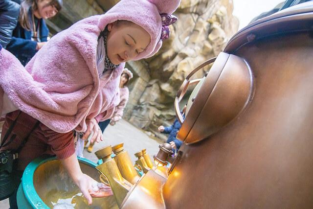 Soap dispenser Tokyo DisneySea
