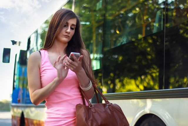 Phone Bus Traveler RF