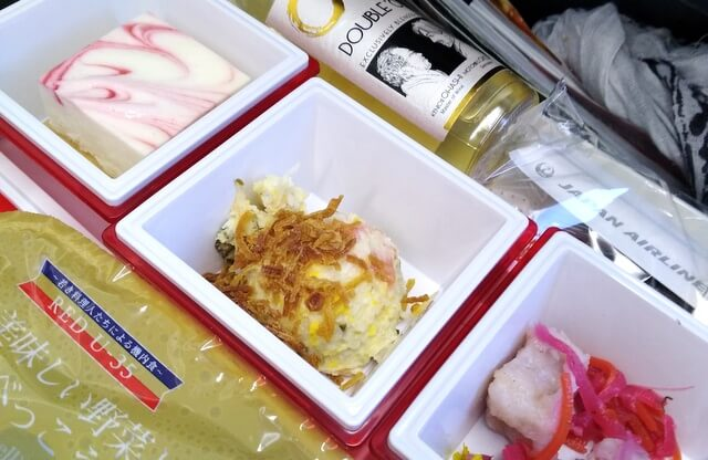 Plane Food Japan Airlines Meg Jerrard